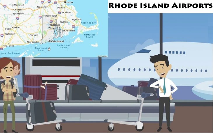 Airports in Rhode Island