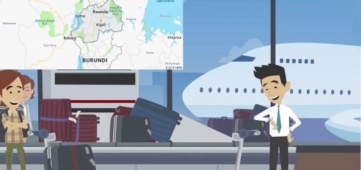 Airports in Rwanda