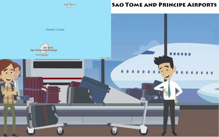 Airports in Sao Tome and Principe