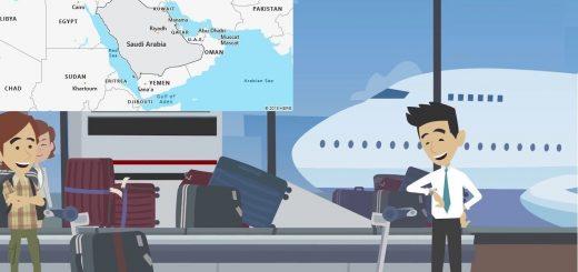 Airports in Saudi Arabia