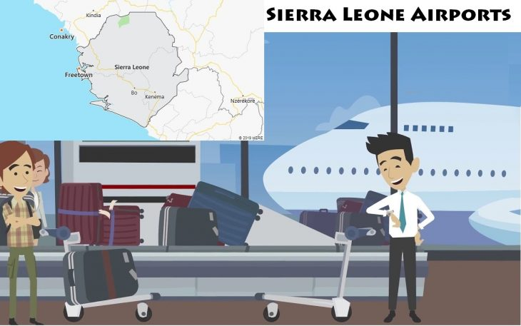 Airports in Sierra Leone