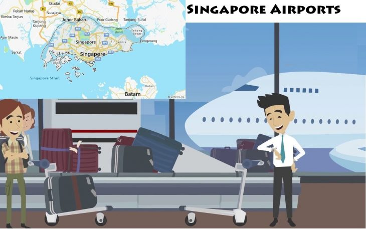 Airports in Singapore
