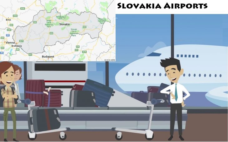 Airports in Slovakia