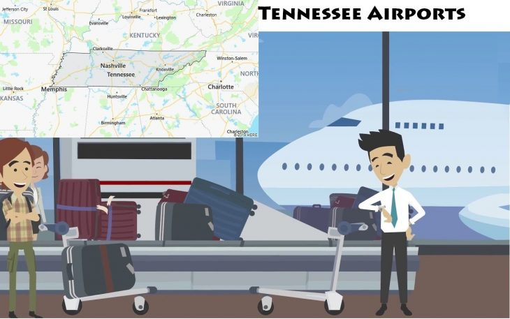 Airports in Tennessee