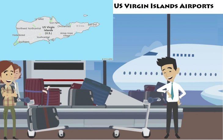 Airports in US Virgin Islands