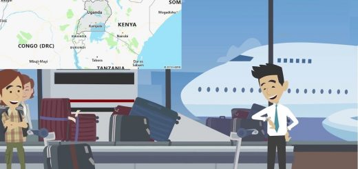 Airports in Uganda