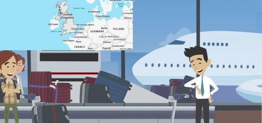 Airports in United Kingdom