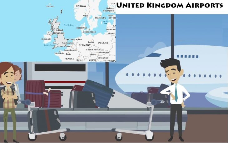 Airports in United Kingdom