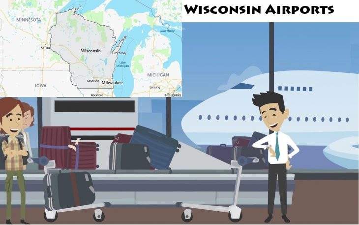 Airports in Wisconsin