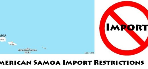 American Samoa Import Regulations