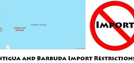 Antigua and Barbuda Import Regulations