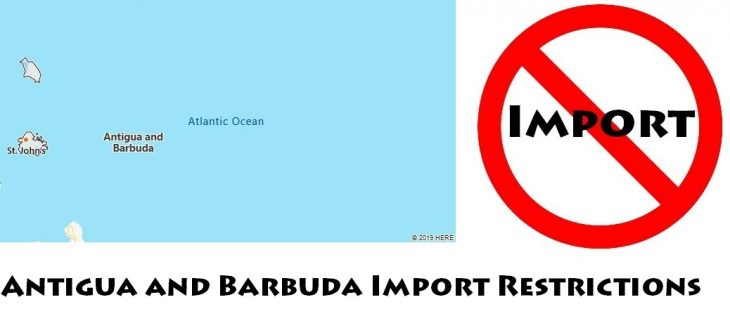 Antigua and Barbuda Import Regulations