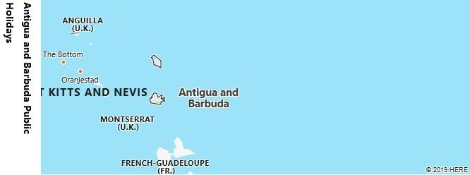 Antigua and Barbuda Public Holidays
