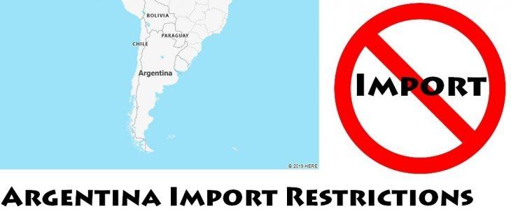 Argentina Import Regulations