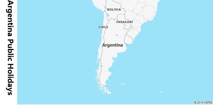 Argentina Public Holidays