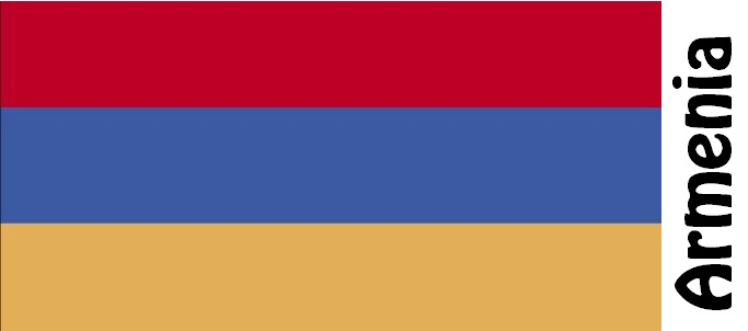 Armenia Country Flag