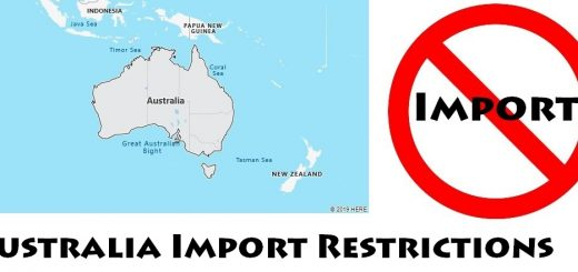 Australia Import Regulations