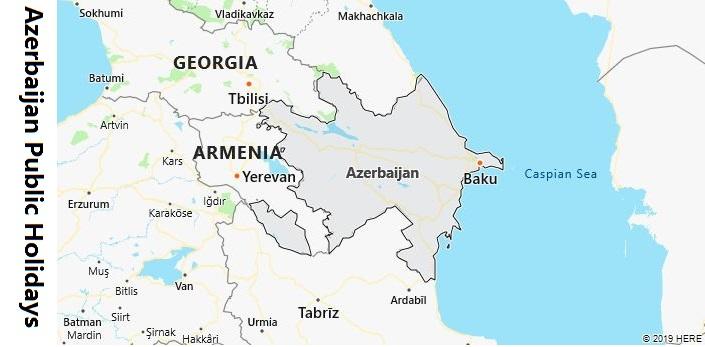 Azerbaijan Public Holidays
