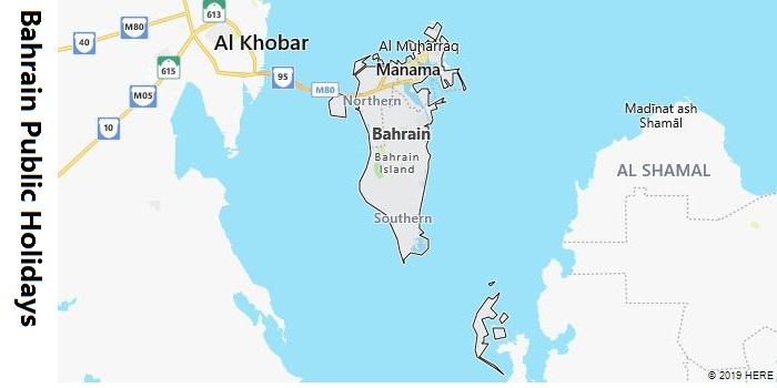 Bahrain Public Holidays