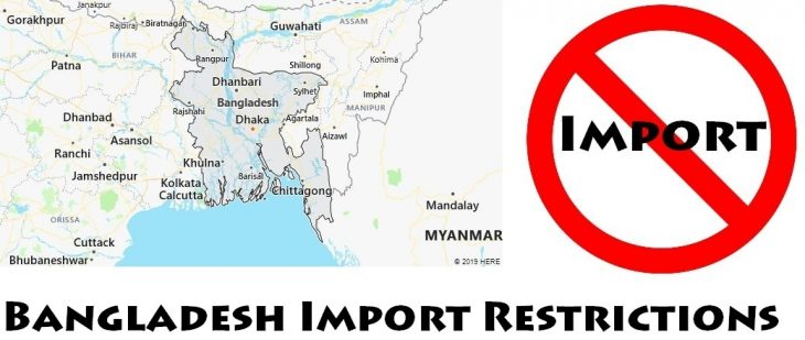 Bangladesh Import Regulations