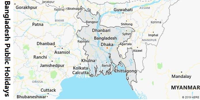 Bangladesh Public Holidays