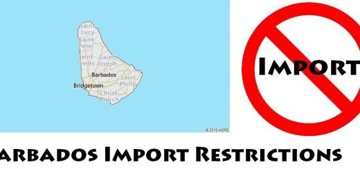Barbados Import Regulations