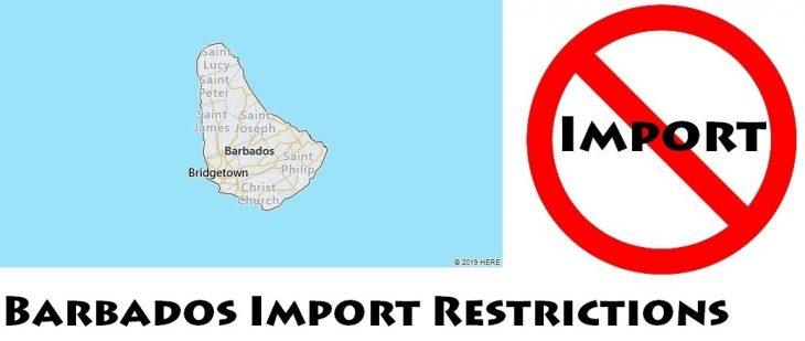 Barbados Import Regulations