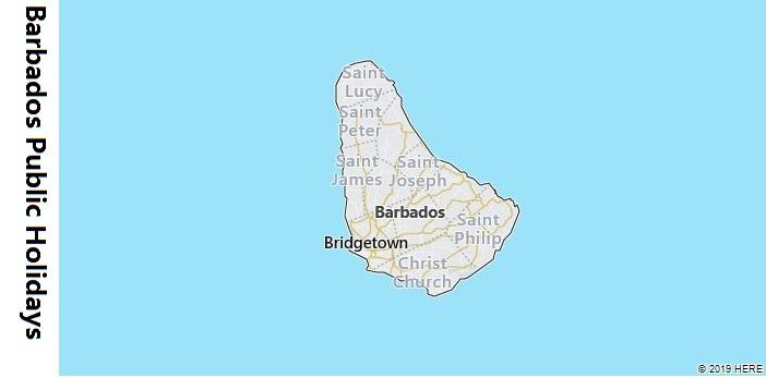 Barbados Public Holidays