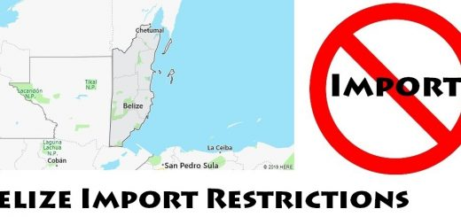 Belize Import Regulations