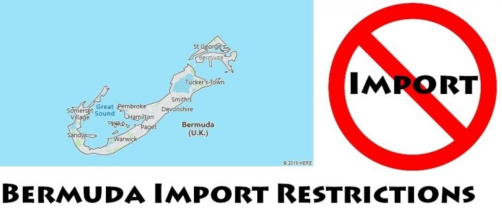 Bermuda Import Regulations