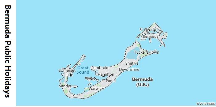 Bermuda Public Holidays