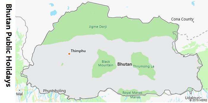 Bhutan Public Holidays