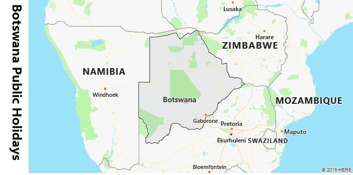 Botswana Public Holidays