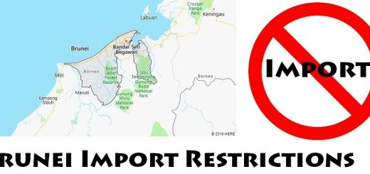 Brunei Import Regulations