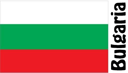 Bulgaria Country Flag