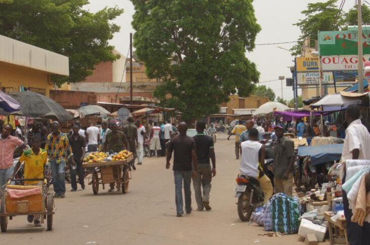 Burkina Faso Ouagadougou