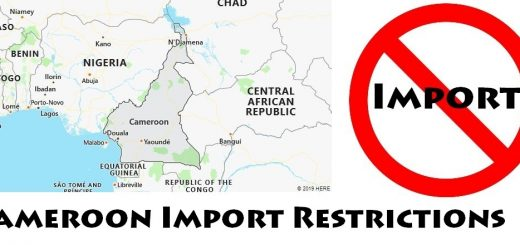 Cameroon Import Regulations