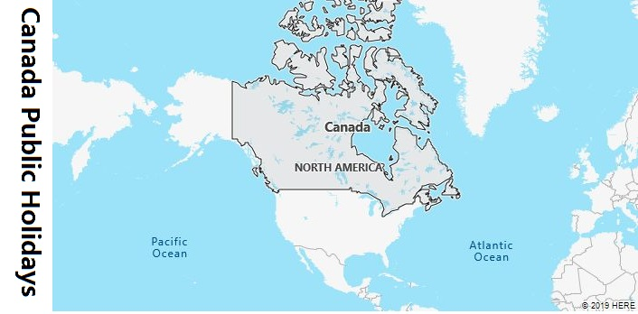 Canada Public Holidays