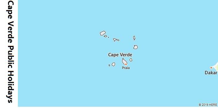 Cape Verde Public Holidays