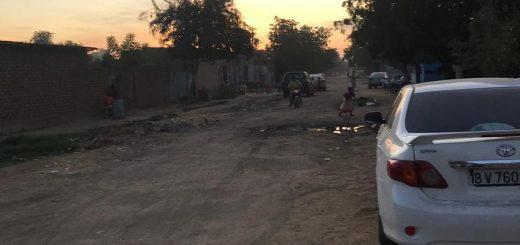 Chad NDjamena