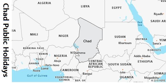 Chad Public Holidays