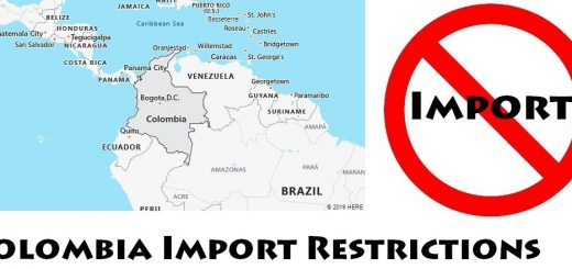 Colombia Import Regulations