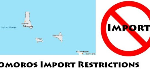 Comoros Import Regulations