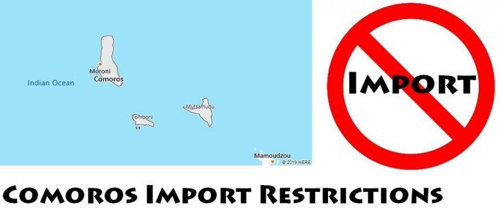 Comoros Import Regulations