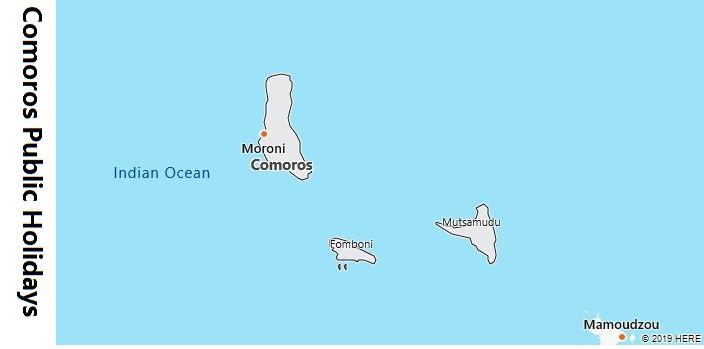 Comoros Public Holidays