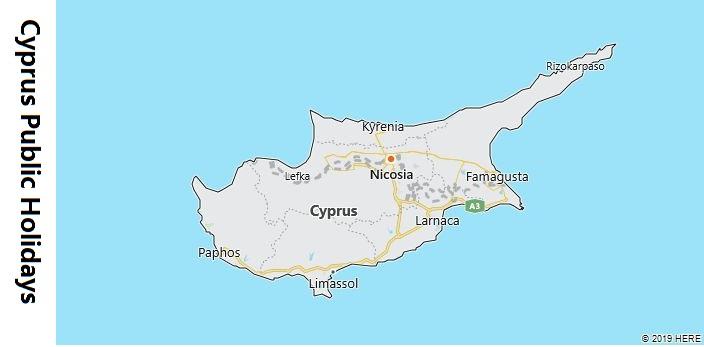 Cyprus Public Holidays