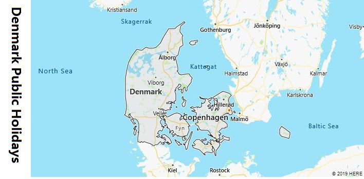 Denmark Public Holidays