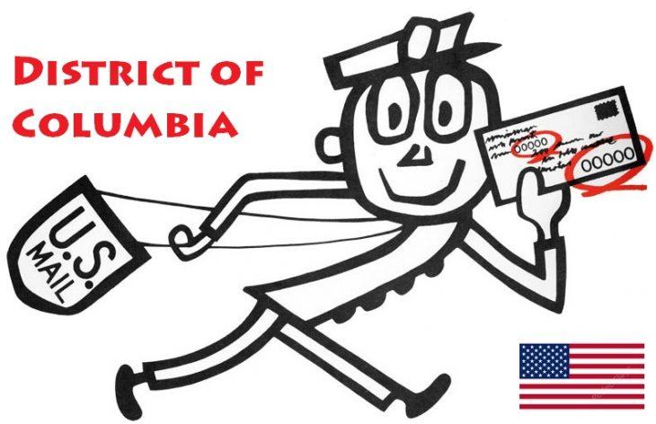 District of Columbia Zip Codes