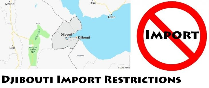 Djibouti Import Regulations