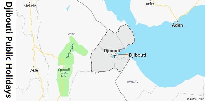 Djibouti Public Holidays